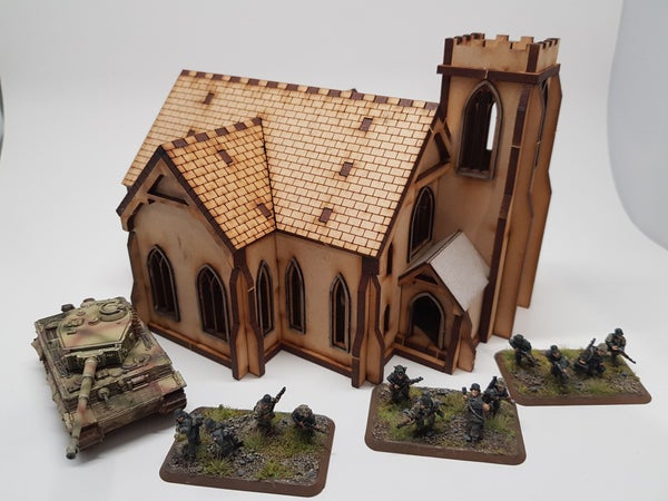 Image of 15mm Church