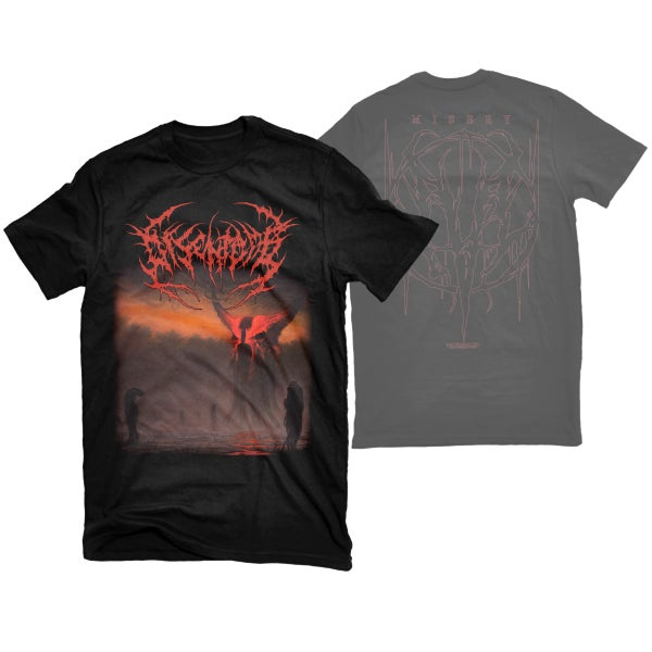 "Image of DISENTOMB ""MISERY"" T-SHIRT"