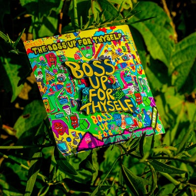 Image of Boss Up Lapel Pin