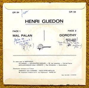 Image of HENRI GUEDON KIKÉ - Dorothy / Mal Palan (Hit Parade GR 084)