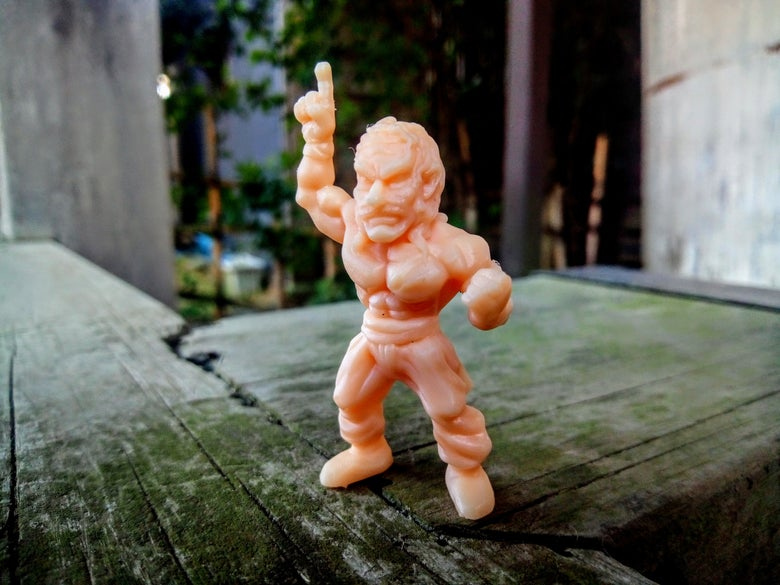 Image of Sabu. Officially licensed minifigure.