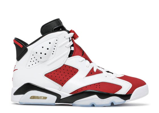"Image of Air Jordan Retro 6 ""Carmine"""