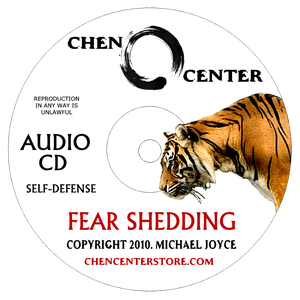 Image of Fear Shedding CD