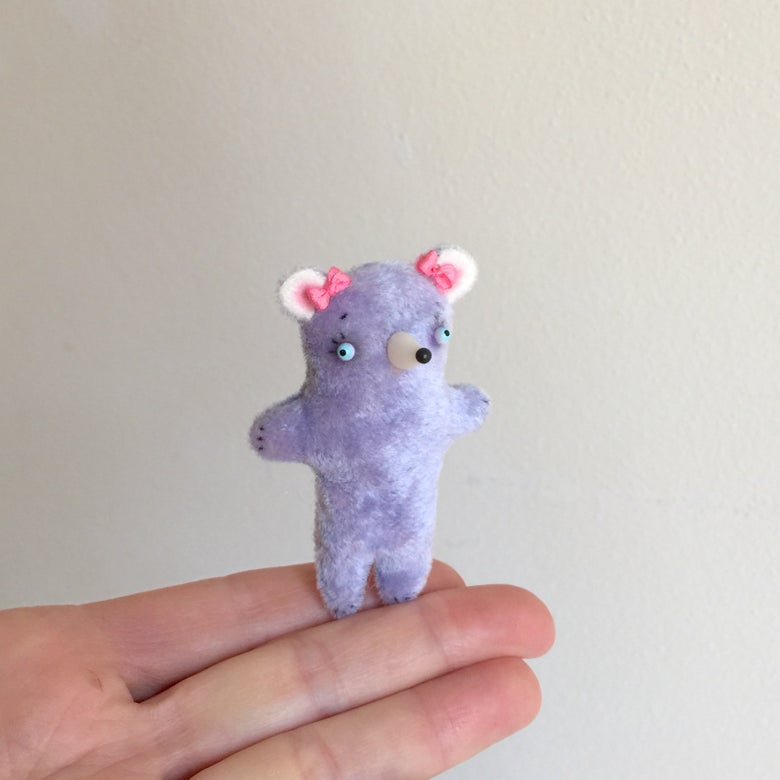 Image of Bitty Bear Number 4