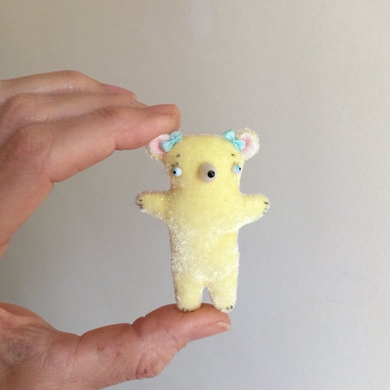 Image of Bitty Bear Number 6