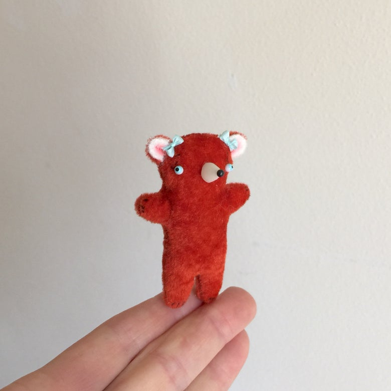 Image of Bitty Bear Number 8