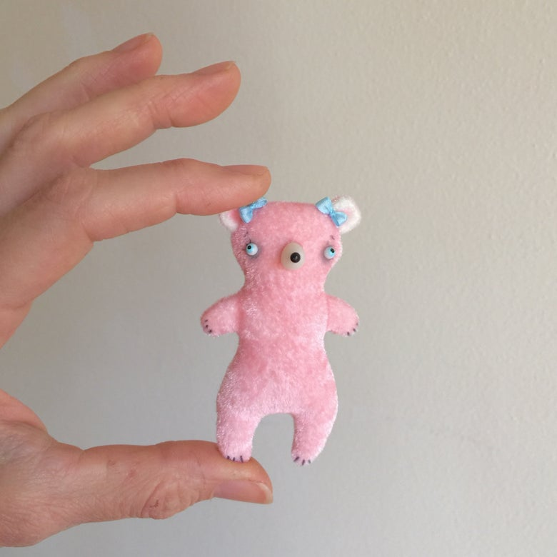 Image of Curvy Bitty Bear Number 2