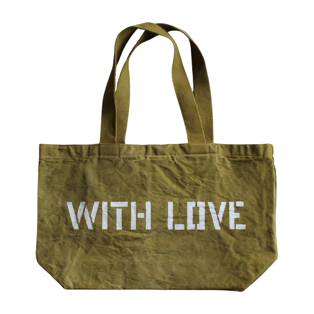 FROM EARTH, WITH LOVE - GROCERY TOTE
