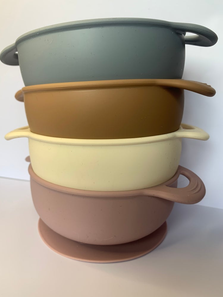 Image of Silicone bowls