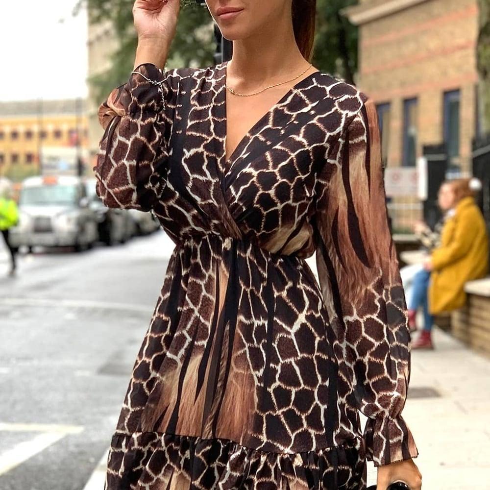 Image of Wild Thing Dress.