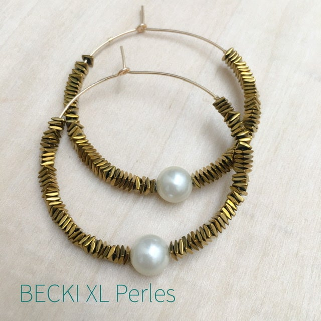 Image of BECKI XL Perles