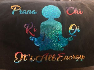 Image of Energy T shirts with woman silhouette