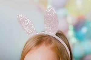 Image of Glitter Bunny Ears