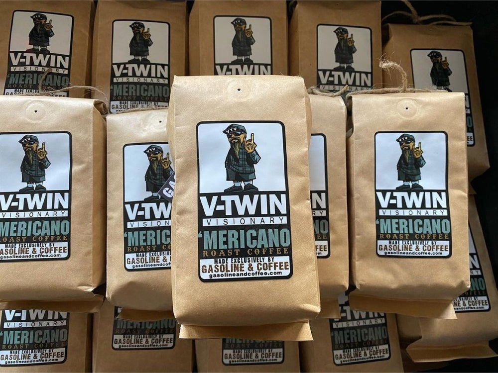 Image of VTV `MERICANO Ltd Ed Coffee collab