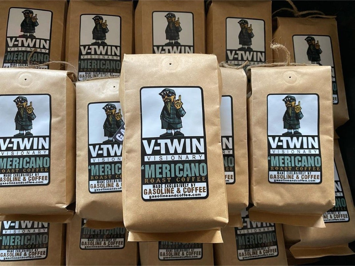 Image of VTV `MERICANO Ltd Ed Coffee collab