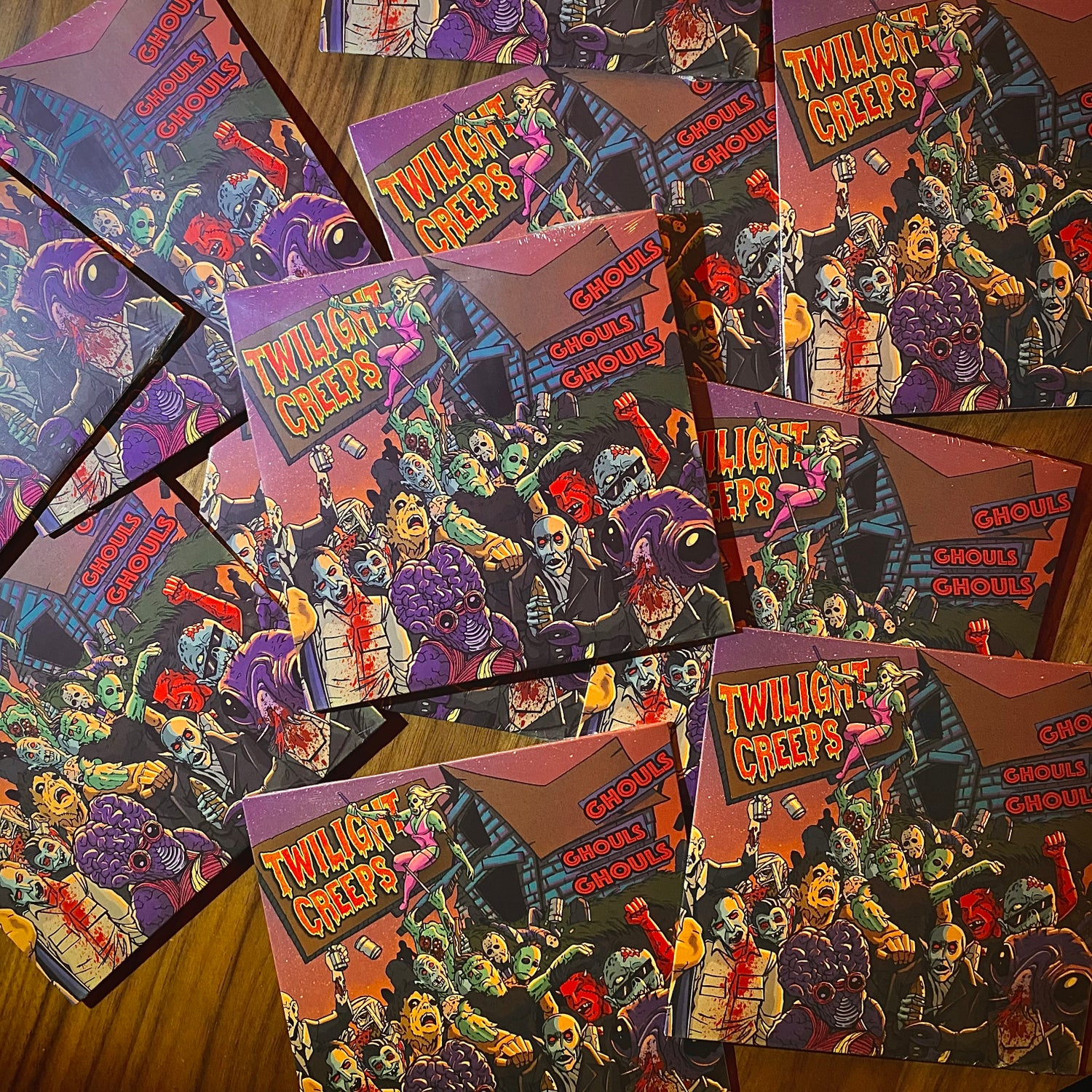 Image of Ghouls Ghouls Ghouls CD