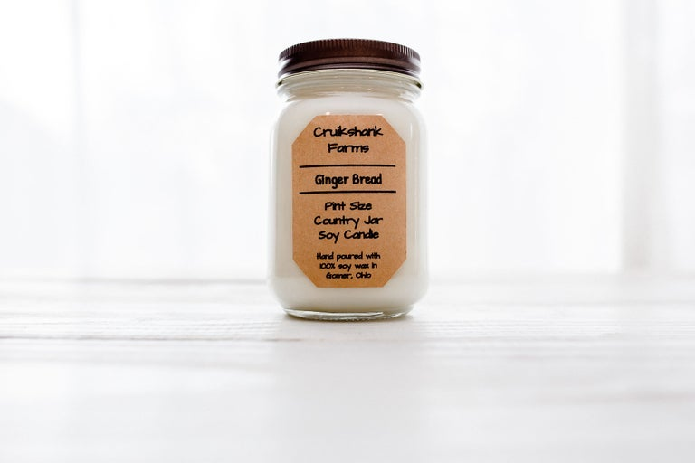 Image of Pint Size Soy Wax Candle