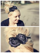 Image of Taffeta Bloom|Headband