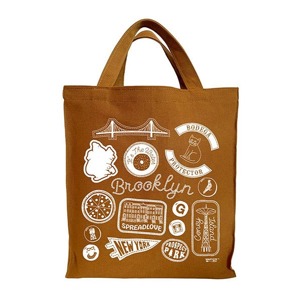 Image of Brooklyn Shopper Tote
