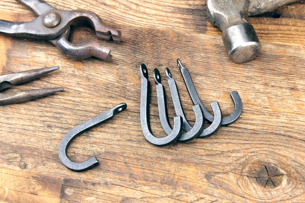 Image of Forged Small Hook