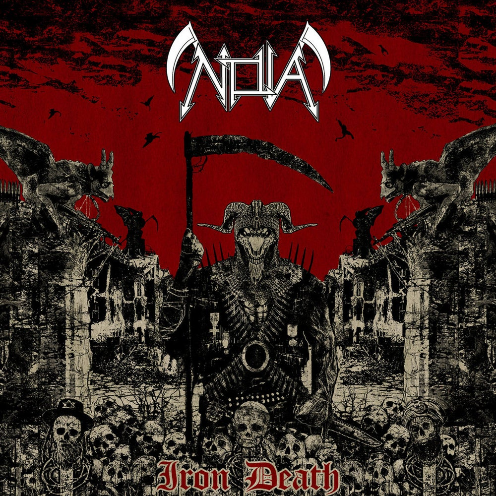 Image of NOIRA - Iron Death CD