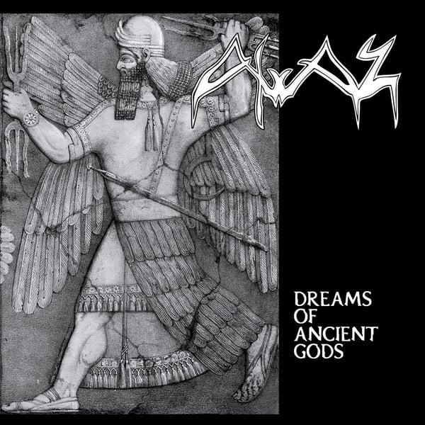 Image of AIWAZ - Dreams of Ancient Gods CD