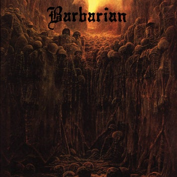 Image of BARBARiAN - St CD