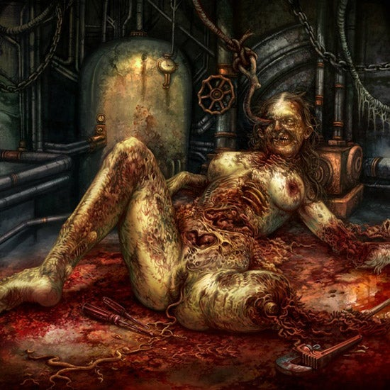 Image of INFECTED FLESH - Concatenation Of Severe Infections CD