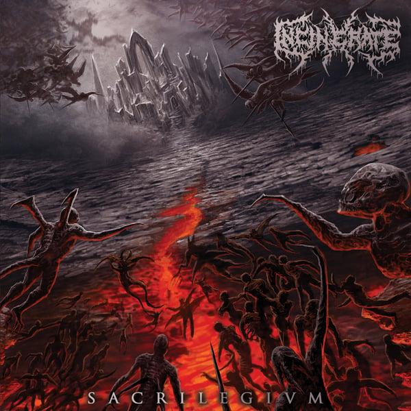 Image of INCINERATE - Sacrilegivm CD