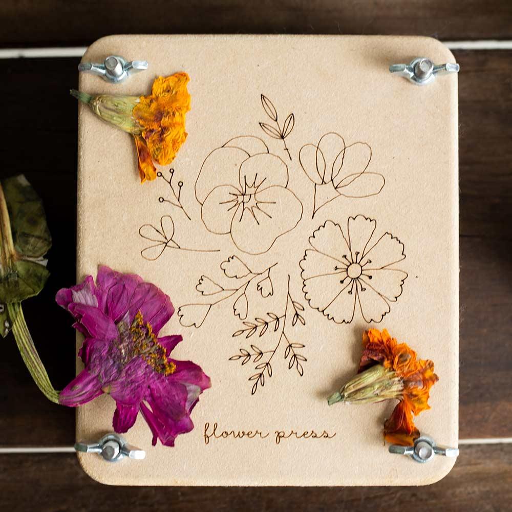 Image of Flower Press