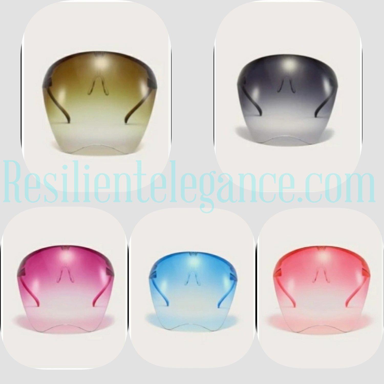 Image of RE Hard Face Shields/RE Flex Shields/ RE Flex Replacements Shield