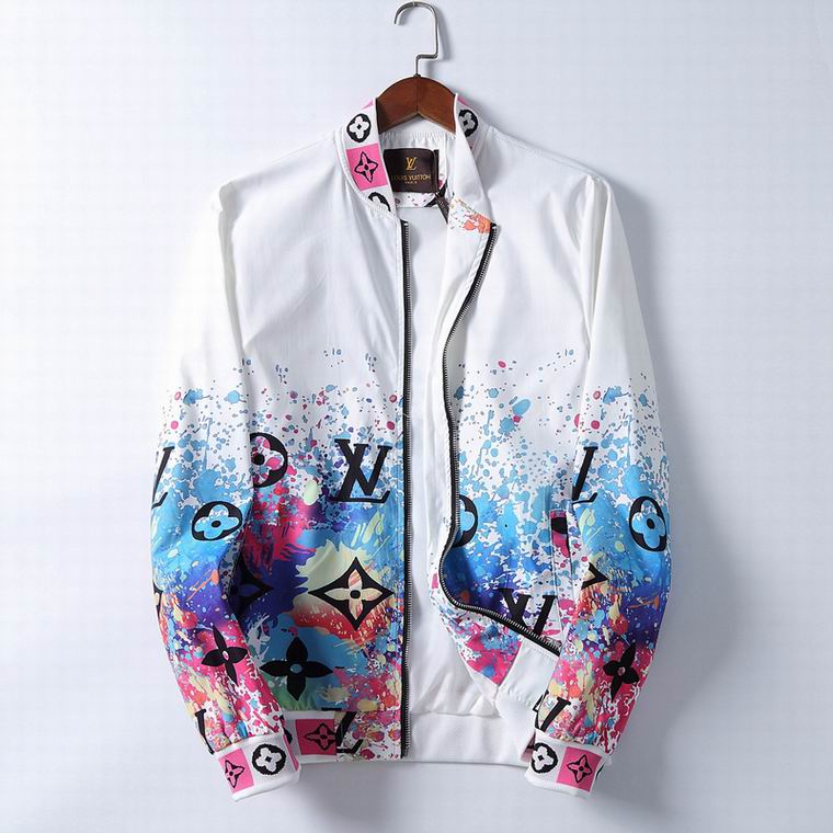 Image of LV Splash Unisex Jacket