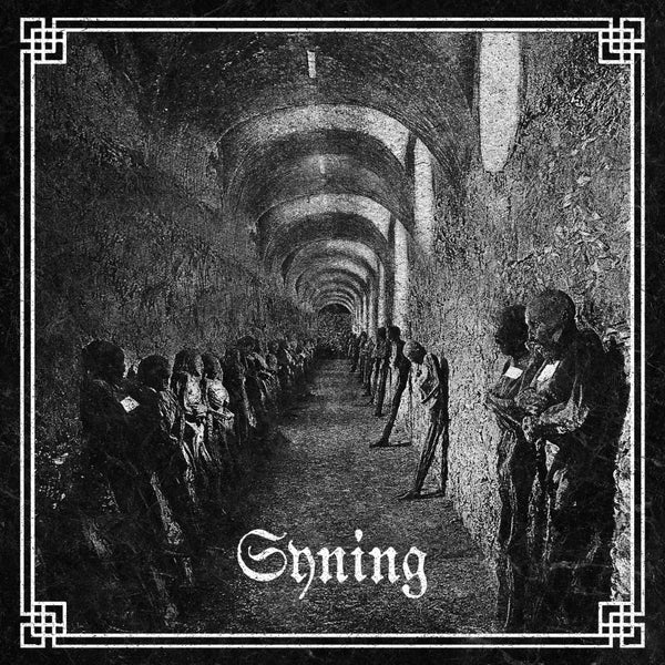 Image of Syning - s/t (12'' MLP)