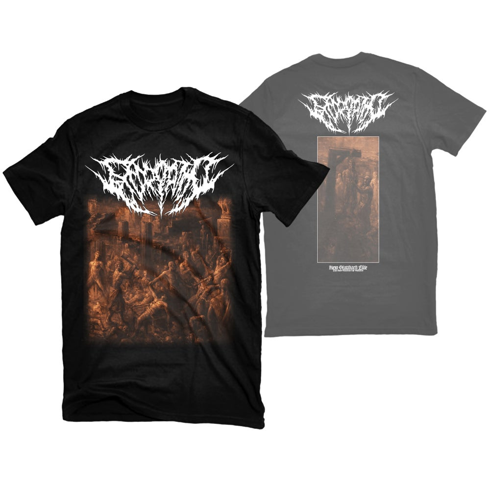 """Image of EXCORIATION """"EXCORIATION"""" T-SHIRT"""