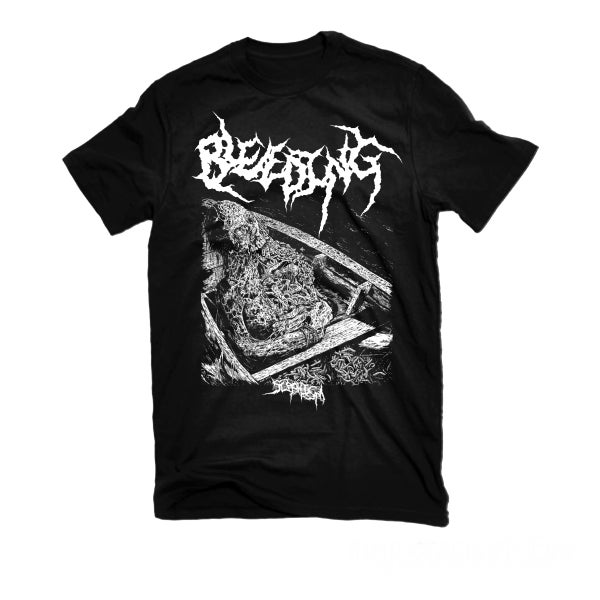 "Image of BLEEDING ""SCAPHISM"" T-SHIRT"