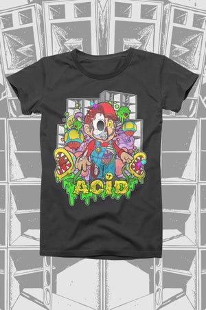 Image of PitchMadAcid2  T-Shirt