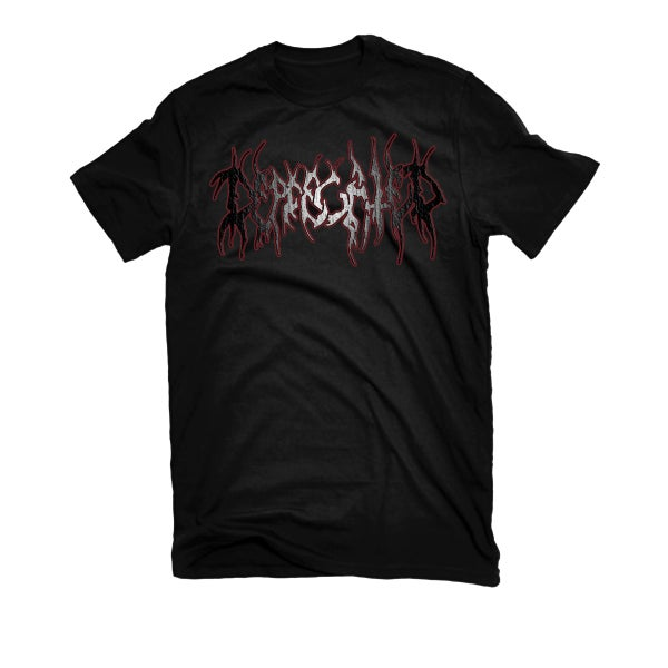 "Image of DEPRECATED ""DERIDING HIS CREATION"" LOGO T-SHIRT"