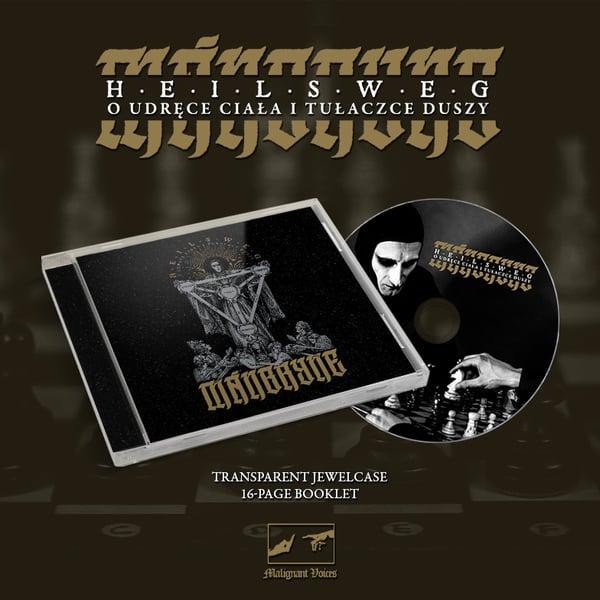 Image of MANBRYNE - Heilsweg: O udręce ciała i tułaczce dusz (CD)