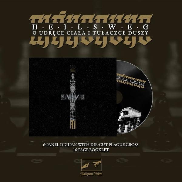 Image of MANBRYNE - Heilsweg: O udręce ciała i tułaczce dusz (Deluxe Digipack CD )
