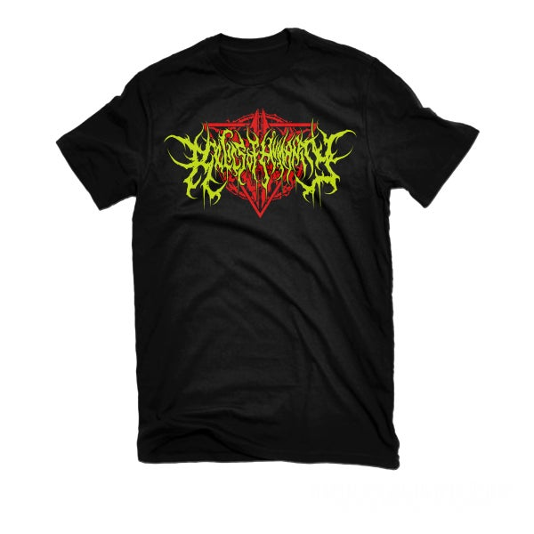 "Image of RELICS OF HUMANITY ""LOGO"" T-SHIRT"