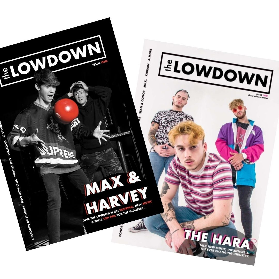 ISSUE TWO & ISSUE ONE BUNDLE DEAL