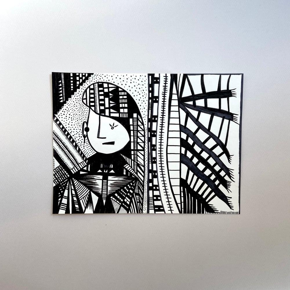 "Image of LORA SCARF ""17WOMEN"" by EMILY KARPEL"