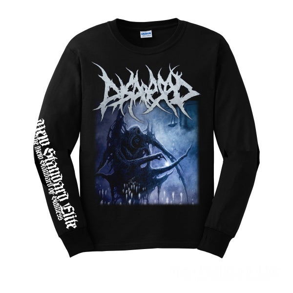 "Image of DISPERSED ""WHERE SILENCE REIGNS"" LONG SLEEVE"