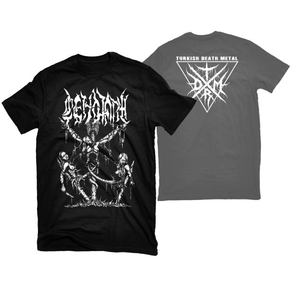 "Image of CENOTAPH ""TRDM"" T-SHIRT"