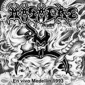"""Image of MASACRE """"En vivo en Medellin 1993"""""""
