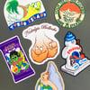 Nostalgic Bollocks (sticker pack)