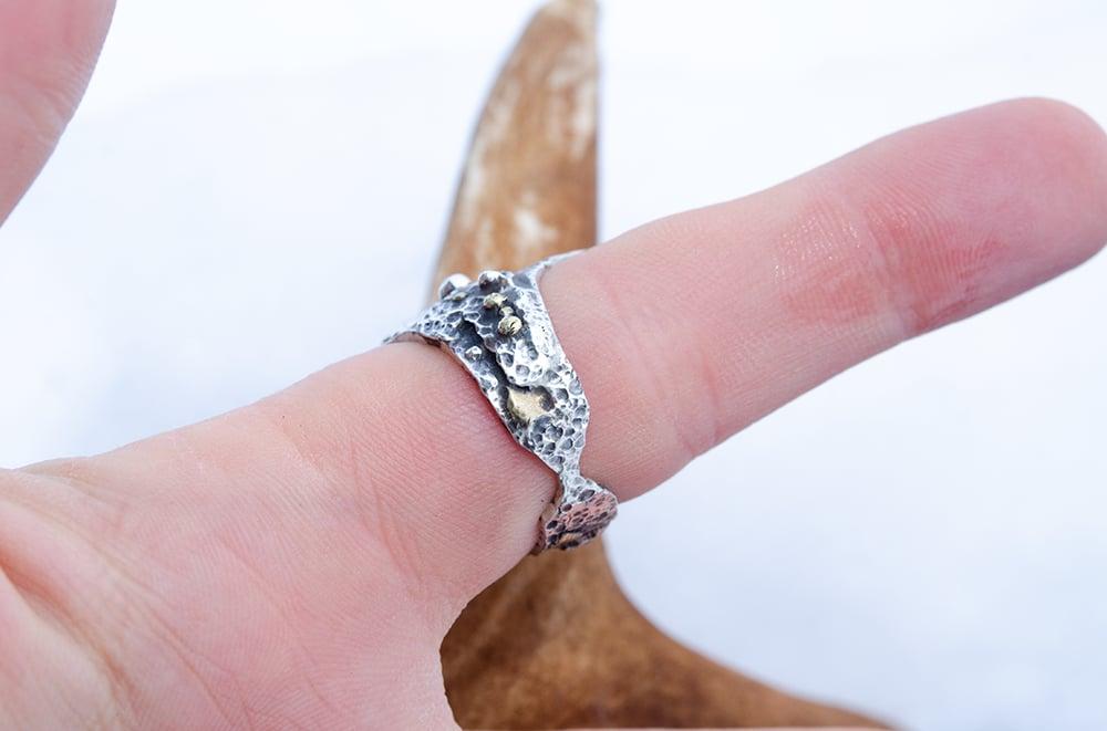 Image of amethyst ring
