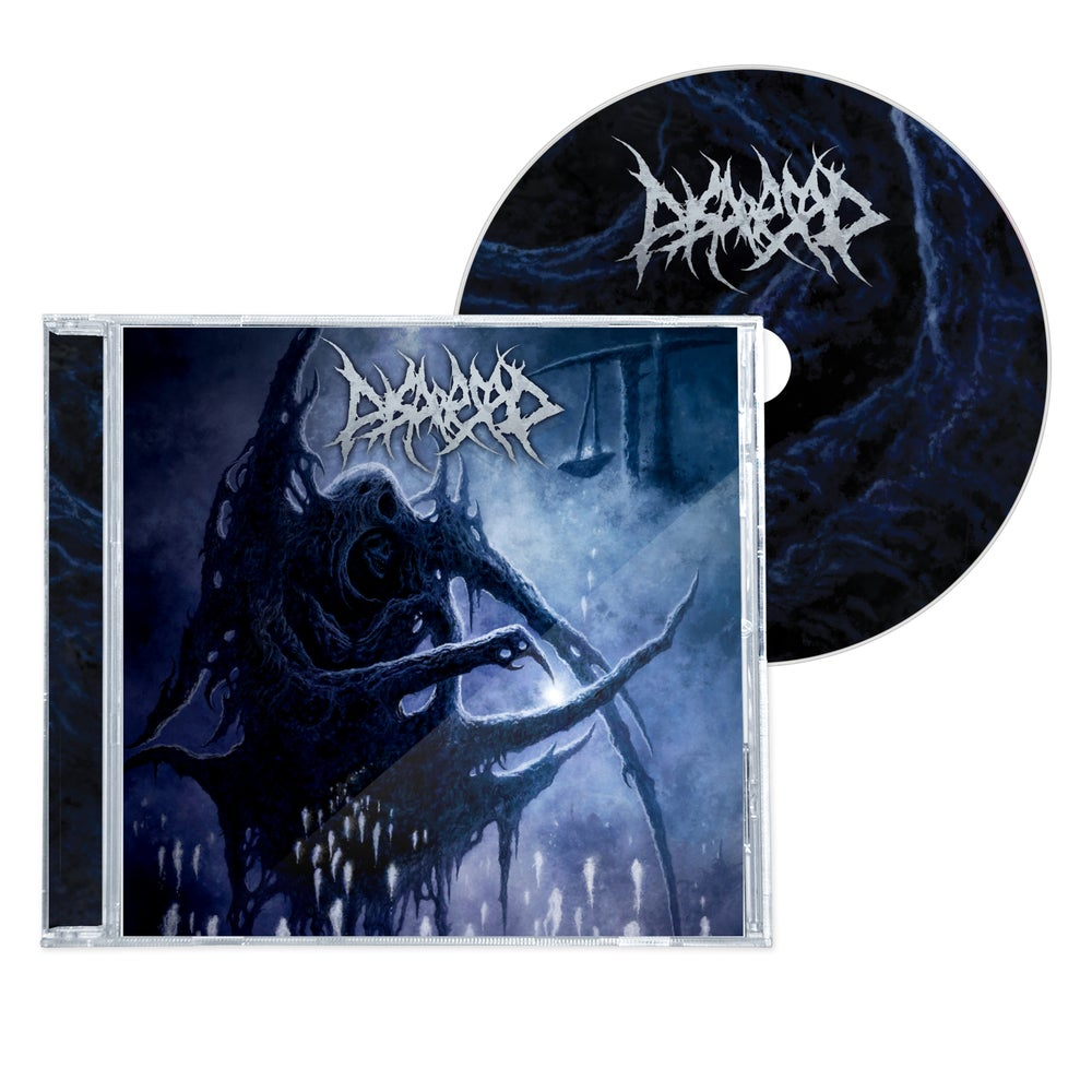 """Image of DISPERSED """"WHERE SILENCE REIGNS"""" CD"""