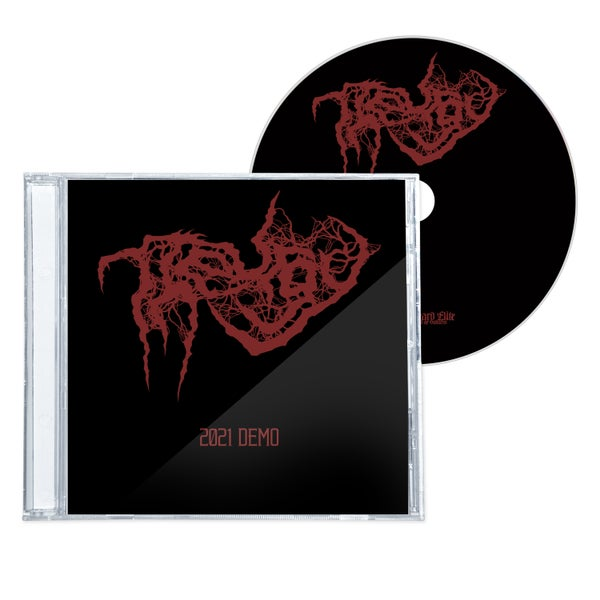 "Image of THEURGY ""2021 DEMO"" CD"