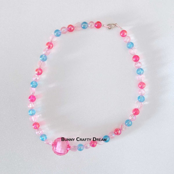 Image of Pinkie Pie Aesthetic Necklace